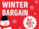 Winter Sale ! 新しい年を新しいパラブーツで!在庫一掃セールでお得にゲットしてください。